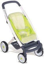 Smoby kočiarik pre bábiku Maxi Cosi & Quinny 253094 zeleno-šedý