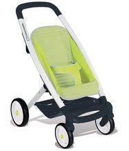 Kočíky od 18 mesiacov - Kočík pre bábiku 3v1 Maxi Cosi & Quinny Smoby (66,5 cm rúčka) zeleno-šedý_1