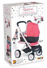 Domčeky pre bábiky sety - Set opatrovateľské centrum pre bábiku Baby Nurse Smoby a kočík pre bábiku Maxi Cosi & Quinny 3v1 (70 cm rúčka)_14
