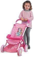 Kolica za lutke setovi - Set kolica za lutku Smoby sportska (58 cm ručka), hranilica, kolijevka i lutka s odjećom od 18 mjeseci_1