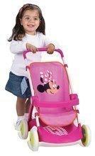 Kočíky od 18 mesiacov - Kočík pre bábiku Minnie Smoby športový (58 cm rúčka) od 18 mes_0
