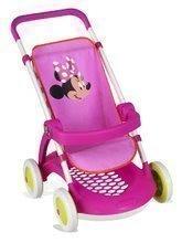 Kočíky od 18 mesiacov - Kočík pre bábiku Minnie Smoby športový (58 cm rúčka) od 18 mes_1