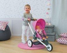 Kočíky pre bábiky sety - Set kočík pre bábiku Maxi-Cosi & Quinny Smoby (70 cm rúčka) a stolička, hojdačka a autosedačka pre bábiku_9