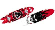 Skateboard Star Wars Shuttle Mondo svietiaci dĺžka 80 cm