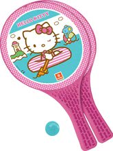 Komplet tenis na mivki Hello Kitty Mondo z 2 loparjema in žogico