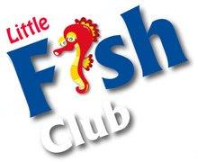 Logo little fish club copia
