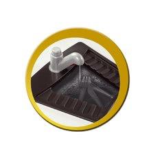 Produse vechi - Bucătărie electronică French Touch Tefal Excellence Smoby bordou-galben cu apă curgătoare_3