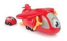 Staré položky - Vroom Planet hasičské lietadlo s autom Smoby od 18 mes_2