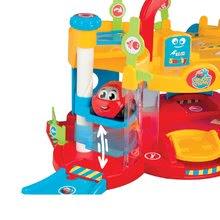 Garáže - Poschodová garáž Mon Premier Vroom Planet Smoby a DVD s rozprávkami od 18 mes_4