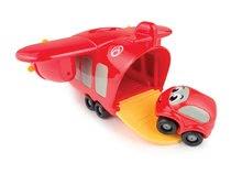 Staré položky - Vroom Planet hasičské lietadlo s autom Smoby od 18 mes_4