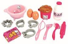 Staré položky - Cukrářský set Hello Kitty Écoiffier na pečení sladkostí se 17 doplňky od 18 měsíců_0