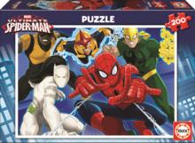 Puzzle Spiderman Educa 200 dielov od 6 rokov