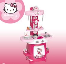 Staré položky - Kuchynka Hello Kitty Cooky Smoby s 19 doplnkami_0