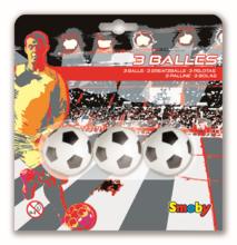 Stolný futbal - Set futbalový stôl Challenger Smoby a náhradné loptičky od 6 rokov_6