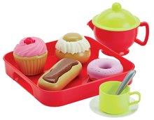 Kuchynky pre deti sety - Set kuchynka Bon Appétit Smoby so zvukmi a kávovarom a čajová súprava s táckou 100% Chef_9