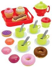 Kuchynky pre deti sety - Set kuchynka Bon Appétit Smoby so zvukmi a kávovarom a čajová súprava s táckou 100% Chef_10