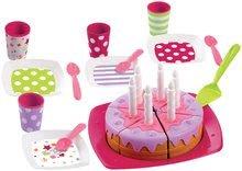 Nádobí a doplňky do kuchyňky - 2613 f ecoiffier torta set