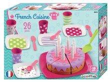 2613 g ecoiffier torta set