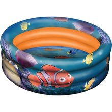 Staré položky - Nafukovací bazén Hledá se Nemo Mondo tříkomorový 100 cm od 3 let_0