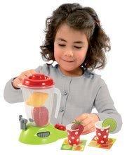 Hry na domácnosť - Set upratovací vozík s elektronickým vysávačom Vacuum Cleaner Smoby a vaflovač s mixérom kávovarom a hriankovač s vajíčkami_5