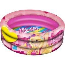 Detské bazéniky - Nafukovací bazén Barbie Mondo trojkomorový 100 cm od 10 mes_5