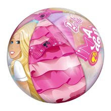 Nafukovací míče k vodě - MONDO 16359 Barbie nafukovacia lopta, 50