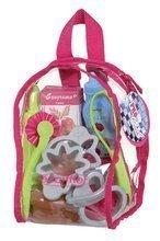Accesorii și vase de bucătărie de jucărie - Accesorii pentru prăjit Pro Cook Écoiffier în geantă 12 bucăţi de la 18 luni_0