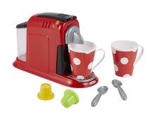 Hry na domácnosť - Set upratovací vozík s elektronickým vysávačom Vacuum Cleaner Smoby so žehliacou doskou a hriankovač s vaflovačom a kávovarom_14