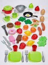 Posodice in dodatki za kuhinje - Živila in posodica za kuhinje 100% Chef Ecoiffier 50 vrst od 18 mes_1
