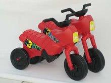 Motorky - Velké odrážedlo Enduro červené od 24 měsíců_0