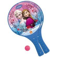 Detský plážový tenis Frozen Mondo s 2 raketami a loptičkou
