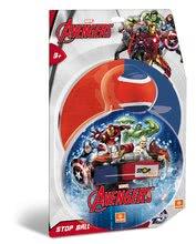 Športové hry pre najmenších - Hra Avengers Stop Ball Mondo na suchý zips_0