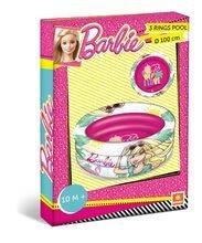 Detské bazéniky - Nafukovací bazén Barbie Mondo trojkomorový 100 cm od 10 mes_2