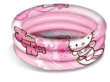 Nafukovací bazén Hello Kitty Mondo trojkomorový 100 cm od 10 mes