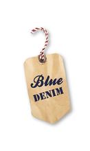 Dojčenské osušky - Osuška s kapucňou pre najmenších Blue Denim-Bath Kaloo so žinkou modrá od 0 mesiacov_1