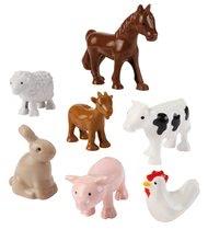 Écoiffier 3249 zvieratká z farmy Abrick 7 kusov od 18 mesiacov
