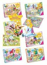 Společenské hry pro děti - Klasická společenská hra Červená Karkulka Dohány 2 hrací desky od 5 let_2