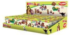 Stavebnice BIG-Bloxx ako lego - Stavebnica Máša v záhrade PlayBIG Bloxx BIG 7-11 dielov od 1,5-5 rokov_1