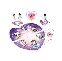 Staré položky - Elektrický dvojdielny koberec na tancovanie Hello Kitty Smoby _1