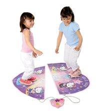 Staré položky - Elektrický dvojdielny koberec na tancovanie Hello Kitty Smoby _3