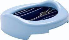 Nočníky a redukce na toaletu - Cestovní nočník/redukce na WC Potette Plus modrý od 15 měsíců_1
