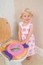 Nočníky a redukce na toaletu - Cestovní nočník/redukce na WC Potette Plus růžovo-fialový od 15 měsíců_7