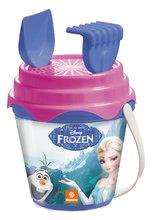 Vedierka do piesku - Taška s vedro setom Frozen Mondo (výška vedra 14 cm) od 18 mes_2