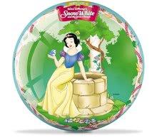 Rozprávková lopta Snehulienka Mondo gumená 23 cm