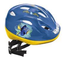 Dětská přilba Hledá se Dory Mondo velikost 52-56 modro-žlutá