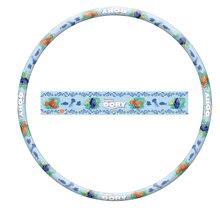 Detský kruh na cvičenie Hľadá sa Dory Hula Hoop Mondo priemer 80 cm