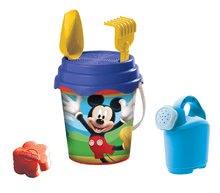 Vedierka do piesku - Vedro set Mickey Mouse Mondo s krhlou 7 dielov (výška 19 cm) od 18 mes_0