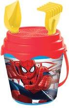 Staré položky - Vedro set do piesku s krhlou The Ultimate Spiderman Mondo 7 ks, 14 cm_0