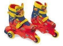 Patine cu rotile Cars 3 Mondo inline cu trei roți mărimea 29-32 de la 5 ani