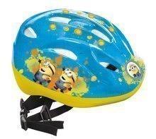 Detské prilby - Prilba Mimoni Mondo veľkosť 52-56 bielo-žltá_1